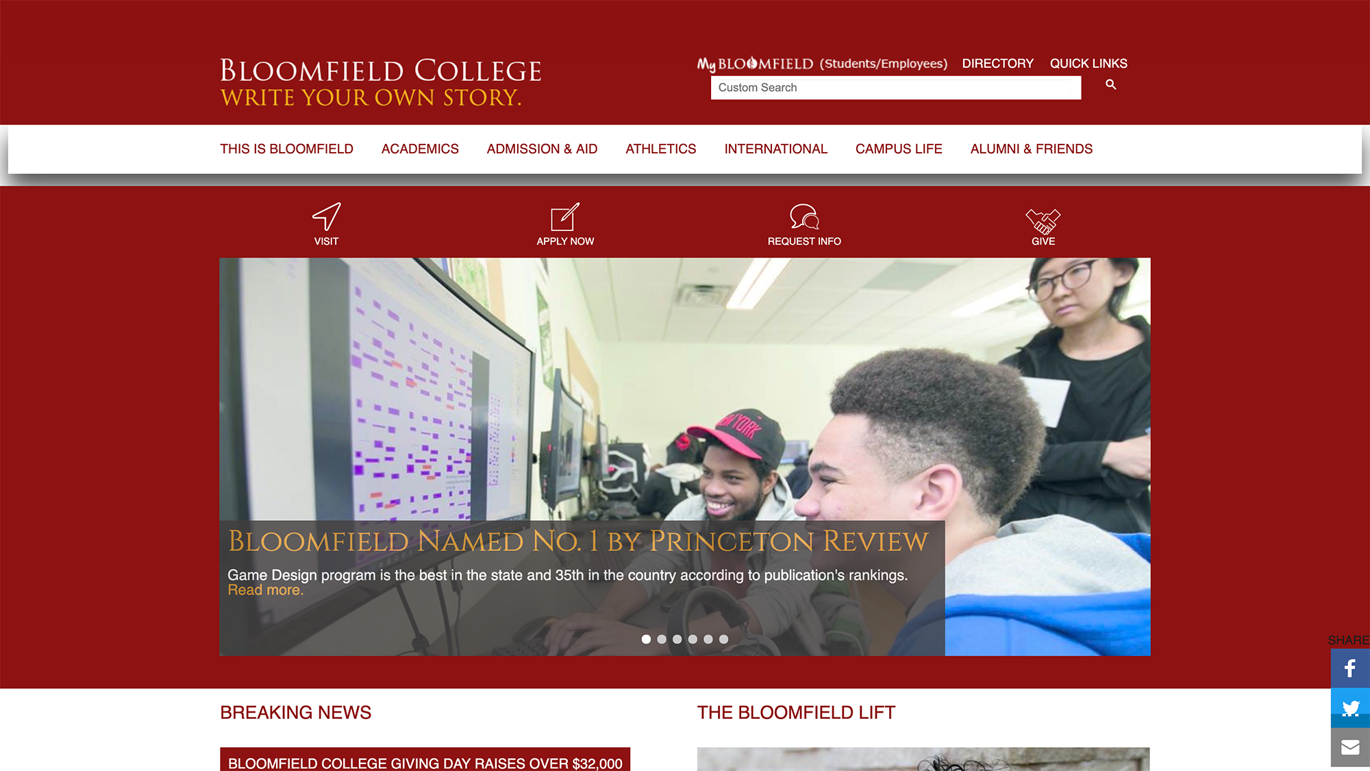 Bloomfield.College